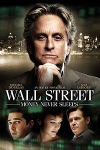 Wall Street: Money Never Sleeps as Newscaster