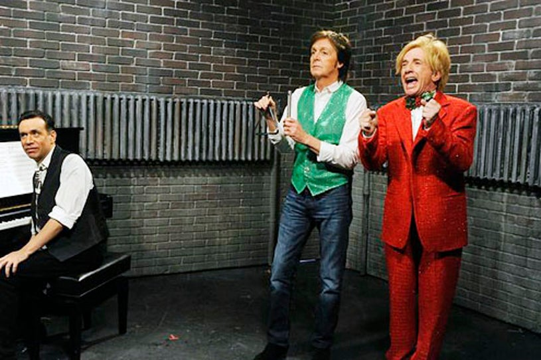 "Saturday Night Live - Season 38 - ""Martin Short"" - Fred Armisen, Paul McCartney and Martin Short"