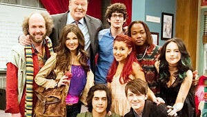Exclusive: Drake Bell, Jerry Trainor and Mr. Belding to Appear on Victorious