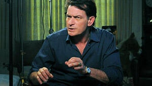 VIDEO: Charlie Sheen Spoofs 20/20 Interview