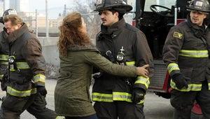 Exclusive Chicago Fire Sneak Peek: Otis' Big Rescue Goes Up in Flames