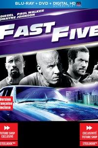Fast Five as Lanzo
