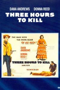 Three Hours to Kill as Carter Mastin