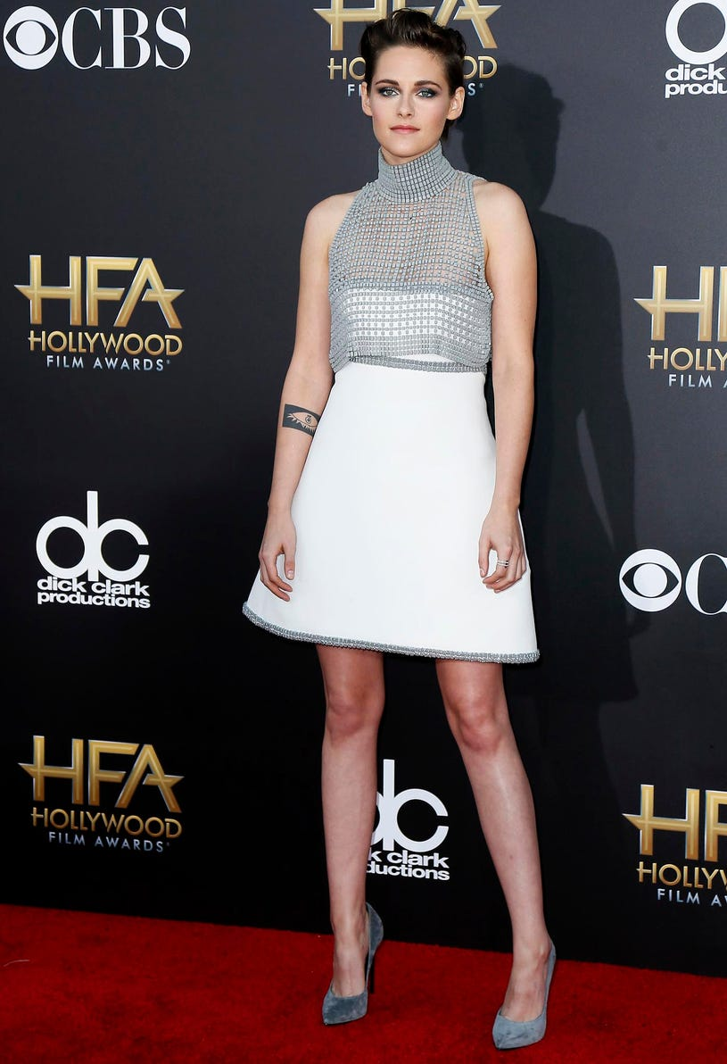 Kristen Stewart - Hollywood Film Awards in Hollywood, California, November 14, 2014