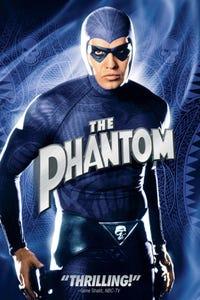 The Phantom as Charlie Zephro