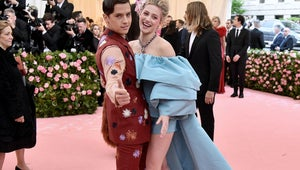 Riverdale's Cole Sprouse and Lili Reinhart Went All Out for Met Gala 2019