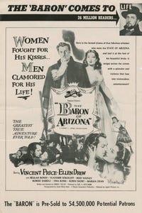 The Baron of Arizona as James Addison Reavis