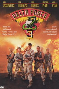 Delta Force 3: The Killing Game as Pietre
