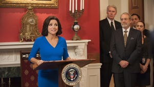 """Veep Mega Buzz: Bob """"The Eagle"""" Bradley Unravels at Literally the Worst Moment"""