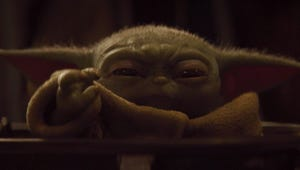 The Mandalorian Episode 7 Reveals Baby Yoda's Dark Side