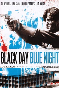 Black Day Blue Night as Mayor's Assistant