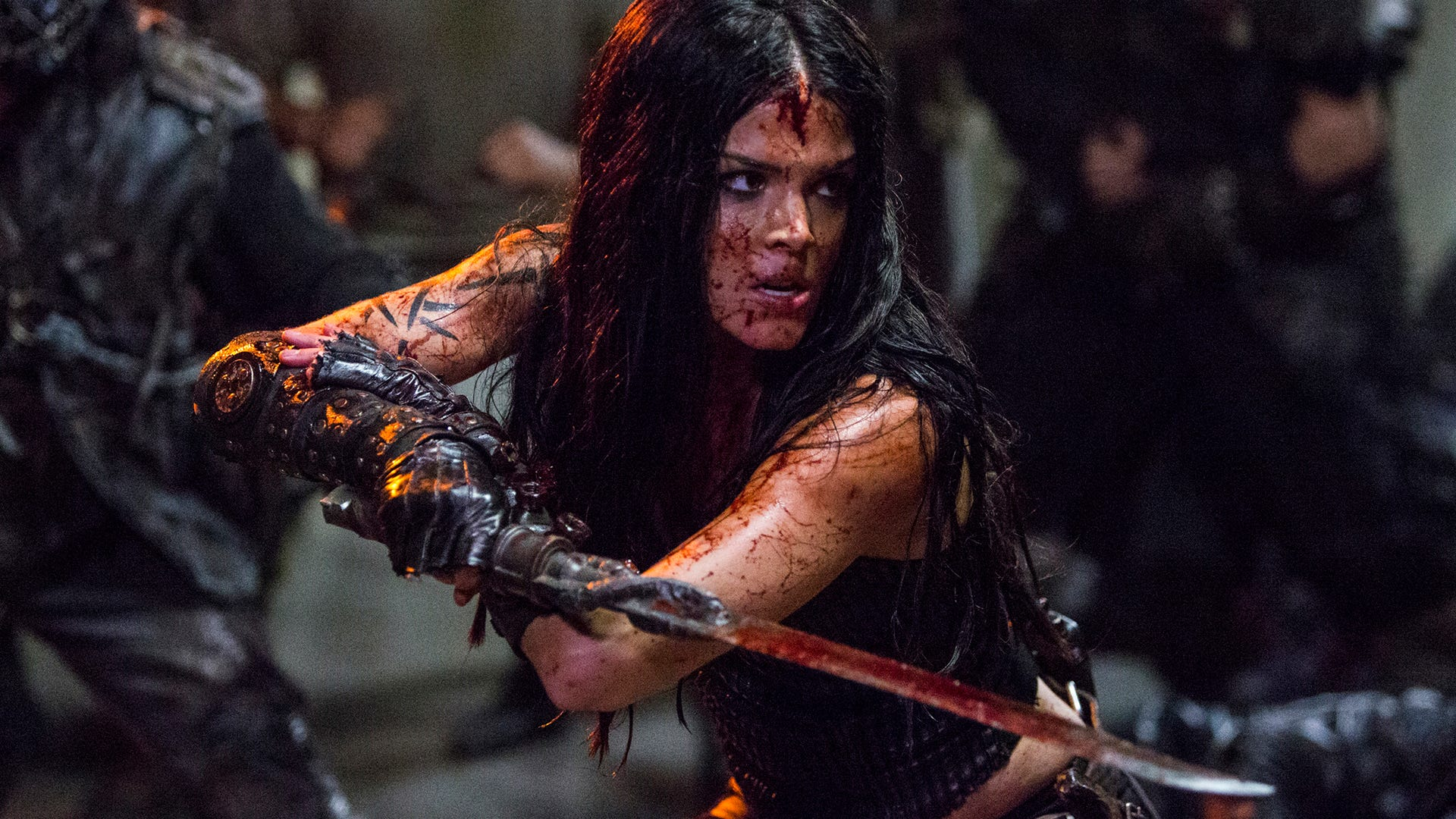 Marie Avgeropoulos, The 100