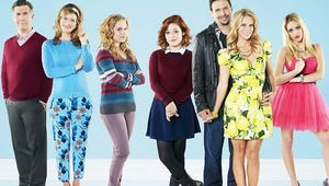 """Suburgatory Team Talks About """"Leaner"""" Cast, and the Shays' New Addition"""