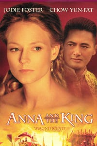 Anna and the King as Anna Leonowens
