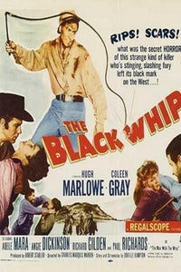 The Black Whip as Sheriff Persons