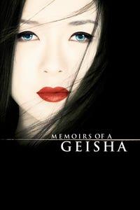 Memoirs of a Geisha as Mameha