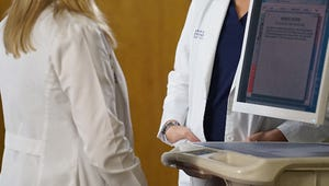 Grey's Anatomy: Minnick and Arizona Share a Secret