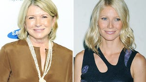 Martha Stewart on Gwyneth Paltrow's Lifestyle Musings: Be Quiet and Stick to Movies