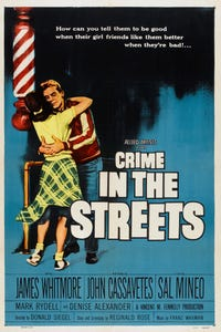 Crime in the Streets as Frankie Dane