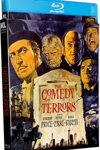 The Comedy of Terrors as Waldo Trumbull