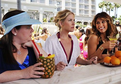 "Samantha Who? - Season 2 - ""Out of Africa"" - Melissa McCarthy, Christina Applegate, Jennifer Esposito"