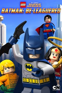 Lego DC Comics: Batman Be-leaguered as Batman/Bruce Wayne