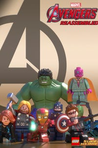 LEGO Marvel Super Heroes: Avengers Reassembled! as Falcon