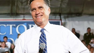 The Biz: Governor Mitt Romney Reveals His Favorite TV Shows