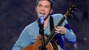 Idol Finalist Phillip Phillips Rushed to Medical Facility