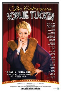 The Outrageous Sophie Tucker as Narrator