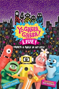 Yo Gabba Gabba: There's a Party in My City!