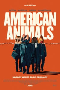 American Animals as Librarian