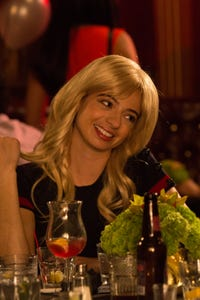 Kate Micucci as Parry