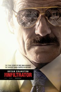 The Infiltrator as Mr. X