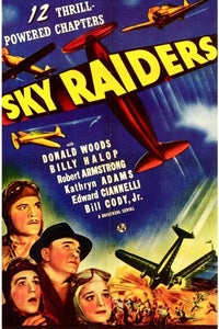 Sky Raiders as Hess
