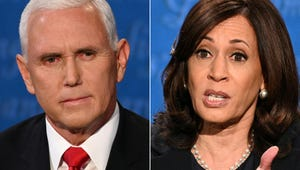 The Most Fly-conic Twitter Reactions to Kamala Harris and Mike Pence's Vice Presidential Debate