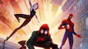 Is Spider-Man: Into the Spider-Verse on Netflix?