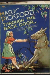 Thru Back Door as Hortense Reeves