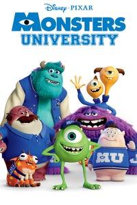 Monsters University as Randy