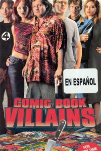 Comic Book Villains as Judy
