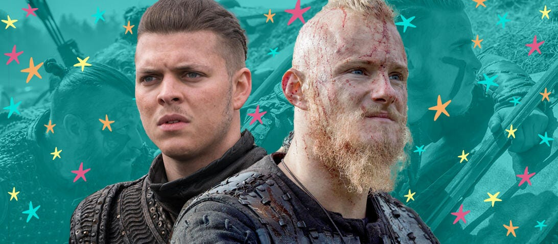 Vikings for 100 Best Shows
