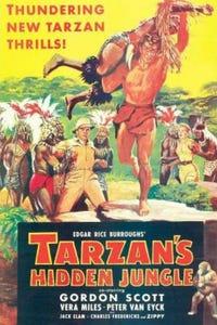 Tarzan's Hidden Jungle as Burger