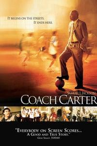 Coach Carter as Ken Carter