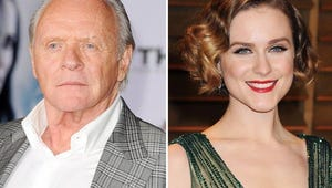 Anthony Hopkins, Evan Rachel Wood Join J.J. Abrams' Westworld for HBO