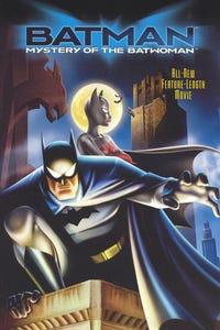 Batman: Mystery of the Batwoman as Batwoman