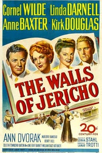 The Walls of Jericho as Politician