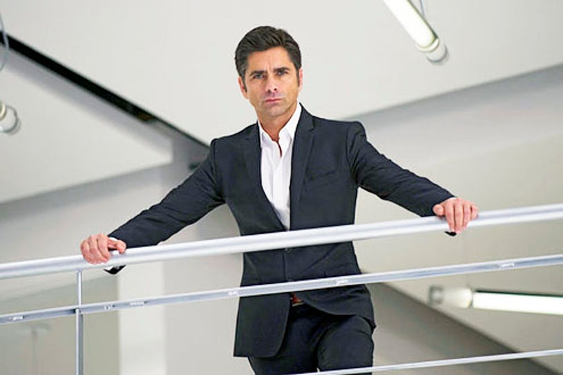 """Necessary Roughness - Seaosn 3 - """"Swimming With Sharks"""" - John Stamos"""