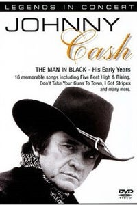 Johnny Cash: The Man in Black - His Early Years