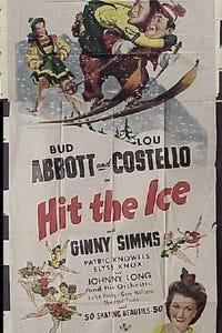 Hit the Ice as Bank Policeman