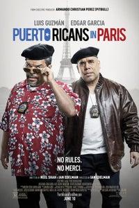 Puerto Ricans in Paris as Vanessa